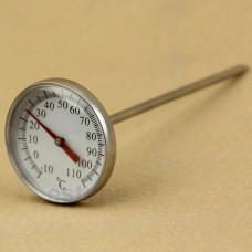 Термометр биметаллический с щупом